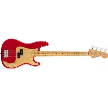 Fender Vintera Series '50s Precision Bass - Dakota Red