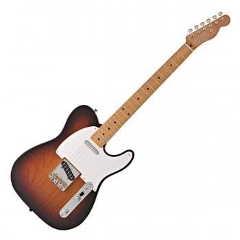 Fender Vintera Series '50s Telecaster, Maple Fingerboard, 2-Tone Sunburst