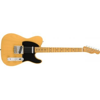 Fender Vintera Series '50s Telecaster Modified Maple Neck - Butterscotch Blonde