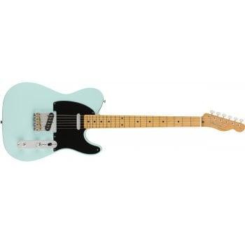 Fender Vintera Series '50s Telecaster Modified Maple Neck - Daphne Blue
