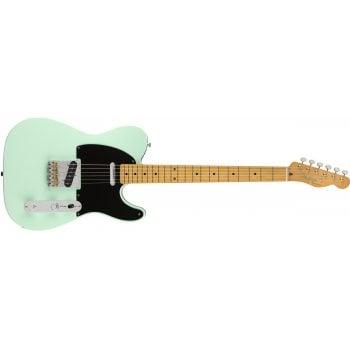 Fender Vintera Series '50s Telecaster Modified Maple Neck - Surf Green