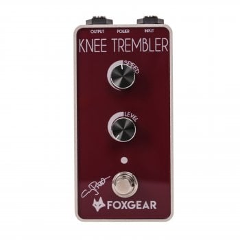 Foxgear Knee Trembler - Guy Pratt Signature Tremolo Pedal