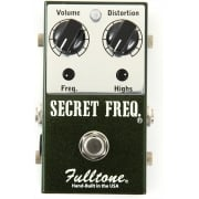 Fulltone USA Secret Freq Overdrive Pedal