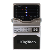 Digitech Hardwire Polyphonic Tuner HT6