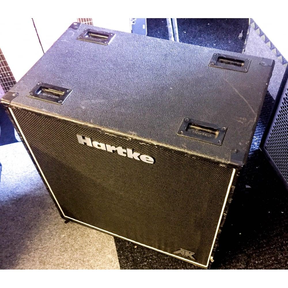 hartke hartke ak410 speaker cab for bass guitar 4x10 used hartke from stompbox ltd uk. Black Bedroom Furniture Sets. Home Design Ideas