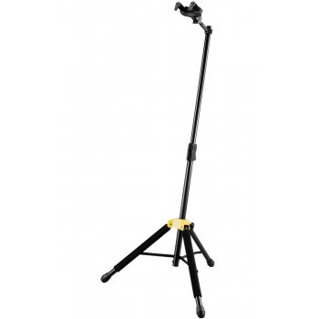Hercules GS415B Auto Grip System Guitar Stand with Foldable Yoke