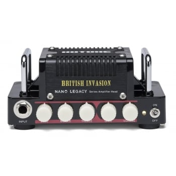 Hotone British Invasion Nano Legacy 5w Mini Amp Head