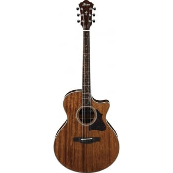 Ibanez AE245-NT Electro Acoustic Guitar - Natural High Gloss