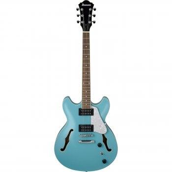 Ibanez AS63 Artcore Semi-Hollow Electric Guitar - Mint Blue