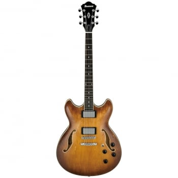 Ibanez AS73-TBC Semi-Acoustic Electric Guitar (Tobacco Brown)