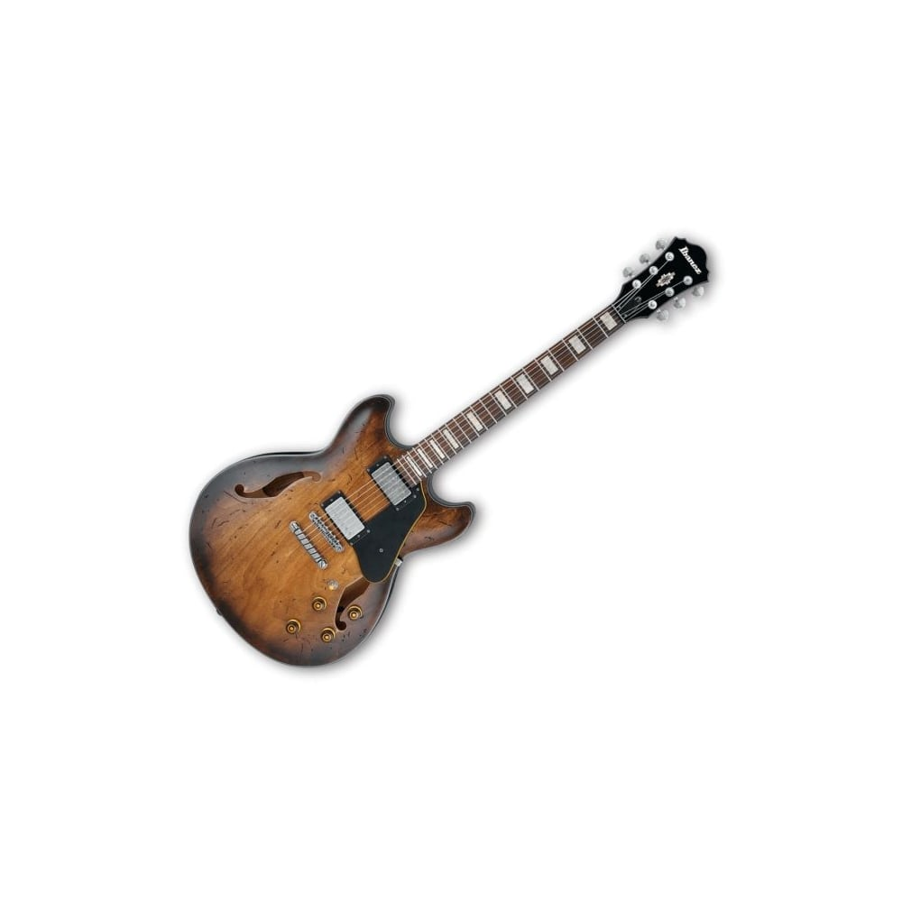 ibanez asv10a tcl artcore vintage semi acoustic electric guitar tobacco burst low gloss. Black Bedroom Furniture Sets. Home Design Ideas