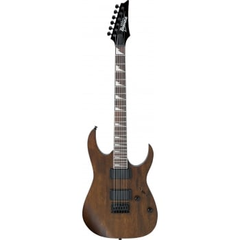 Ibanez GRG121DX-WNF GIO Series Electric Guitar Walnut Flat