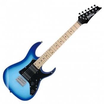 Ibanez GRGM21M-BLT GIO miKro Electric Guitar - Blue Burst