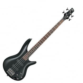 Ibanez SR300-IPT Electric Bass Guitar (Iron Pewter)