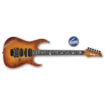 Ibanez J Custom RG85702-BBE Electric Guitar