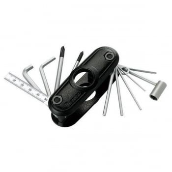 Ibanez Multi Tool MTZ11 (Carbon Black)