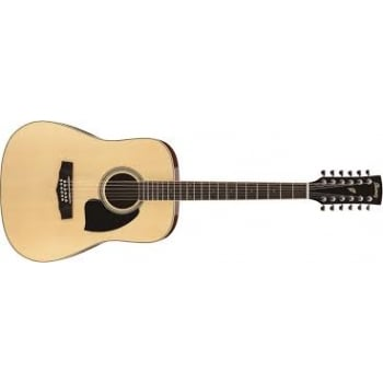 Ibanez PF1512 Acoustic Guitar (12 String)