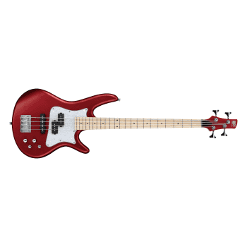 "Ibanez SRMD200-CAM Mezzo 32"" Scale Electric Bass - Candy Apple Matte"