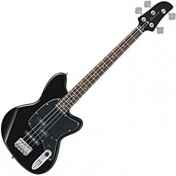 "Ibanez Talman TMB30-BK 30"" Short Scale Bass Guitar, Black"
