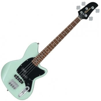 "Ibanez Talman TMB30-MGR 30"" Short Scale Bass Guitar - Mint Green"