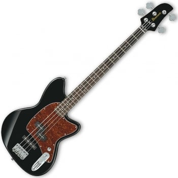 Ibanez TMB100-BK Talman Electric Bass Guitar (Black)