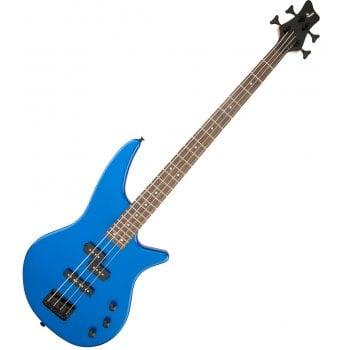 Jackson JS Series Spectra Bass JS2, Laurel Fingerboard, Metallic Blue