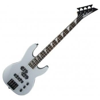 Jackson Minion JS1XM 3/4 size Concert Bass Guitar - Satin Silver