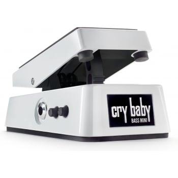 Dunlop Jim Dunlop CBM105Q Bass Cry Baby Mini Wah Wah Pedal