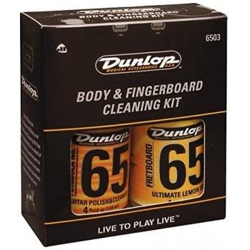 Dunlop Jim Dunlop System 65 Guitar Body & Fingerboard Cleaning Kit - 2 Pack