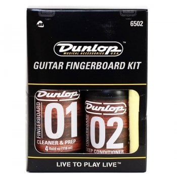 Dunlop Jim Dunlop System 65 Guitar Fingerboard Cleaning Kit - 2 Pack