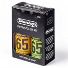 Jim Dunlop System 65 Guitar Polish Kit - 2 Pack