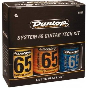 Dunlop Jim Dunlop System 65 Guitar Tech Kit - 3 Pack