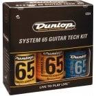 Jim Dunlop System 65 Guitar Tech Kit - 3 Pack