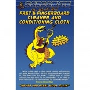 JJ's Gorgomyte Fret Cleaner and Conditioning Cloth for Guitars