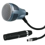 JTS CX-520 Instrument Microphone Mic Supercardioid Pick Up Pattern