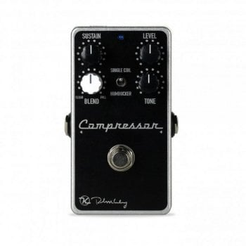 Keeley KE-COMPPL Compressor Plus Classic Compressor with added Tone and Blend control