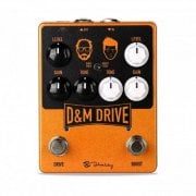 Keeley KE-DMDR D&M Drive - The perfect storm of Drive and Boost in a pedal