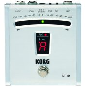 Korg DT-10 Digital Chromatic Guitar Tuner Pedal
