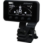Korg PitchHawk AW-3G Clip-On Tuner