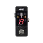 Korg Pitchblack Mini Chromatic Guitar Tuner Pedal