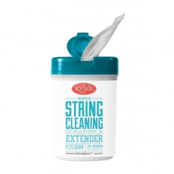 Kyser Wipes String Cleaner