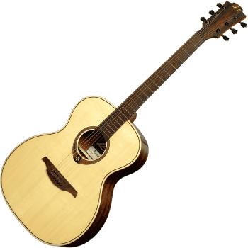 Lag T88A Tramontane Auditorium Acoustic Guitar - Natural Gloss