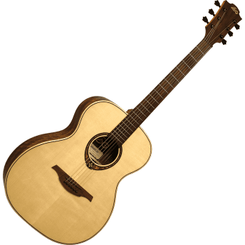 Lag Tramontane 318 T318A Auditorium Acoustic Guitar