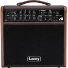 Laney A1 2-Channel Acoustic Guitar and Mic Amp - 120W