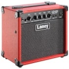 Laney LX15B-RED 15W Bass Combo Amplifier
