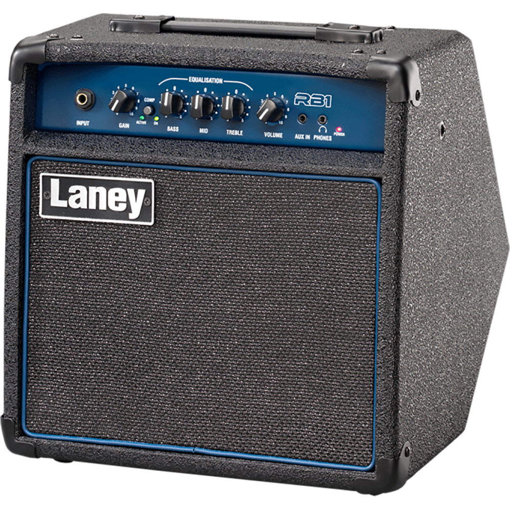 laney rb1 richter 15w bass guitar amp. Black Bedroom Furniture Sets. Home Design Ideas