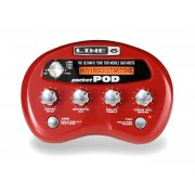 Line 6 Pocket POD Portable Guitar Effects & Amp Processor