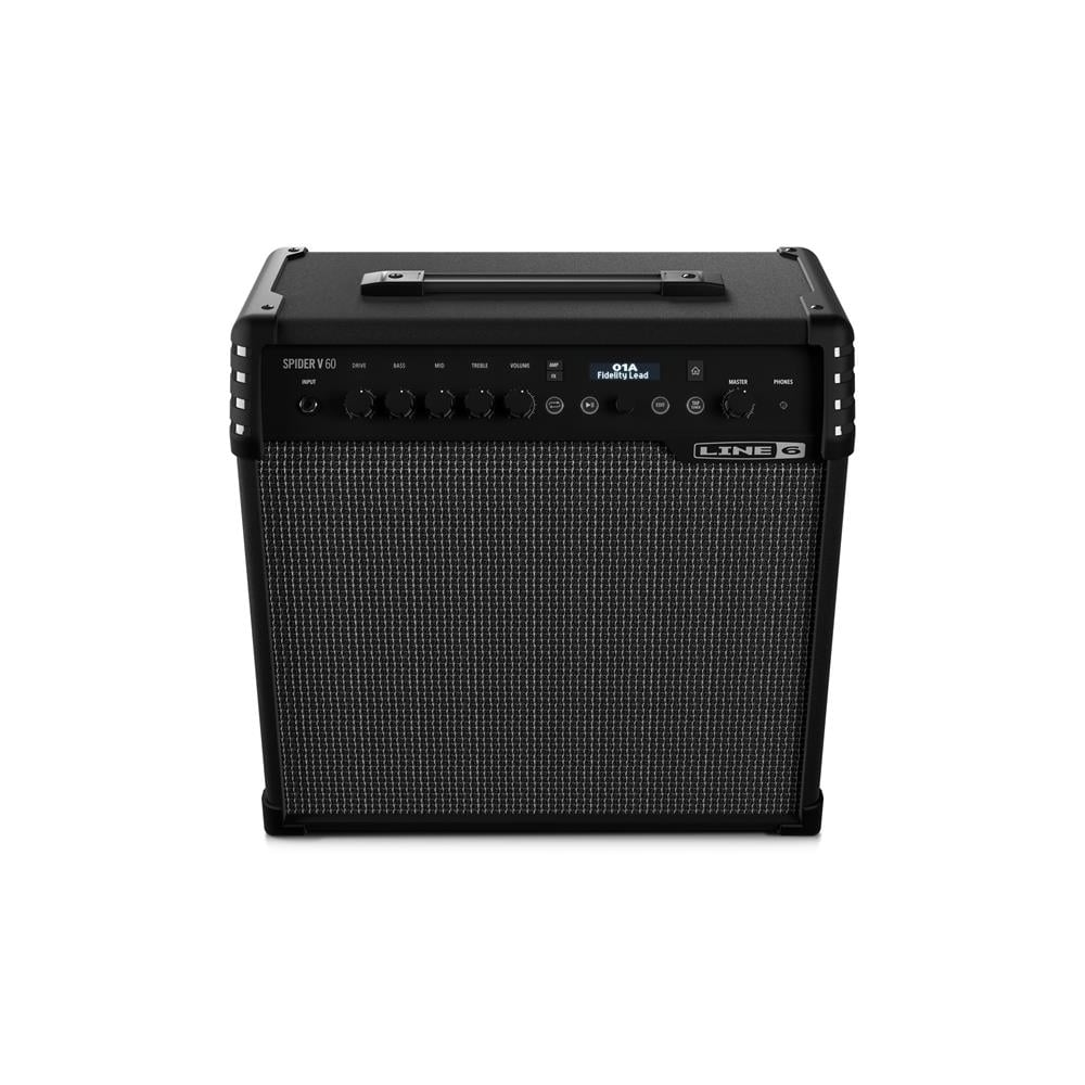 line 6 spider v 60 watt guitar amplifier combo. Black Bedroom Furniture Sets. Home Design Ideas