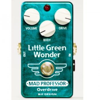 Mad Professor Little Green Wonder Overdrive (PCB)