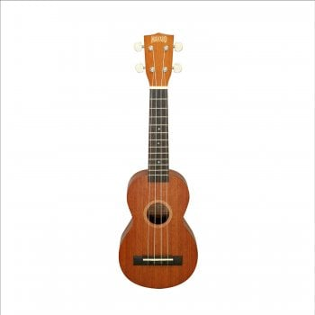 Mahalo MJ1-TBR Java Soprano Ukulele - Transparent Brown - Includes Free Case